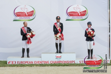 FEI European Championship Eventing - Sunday