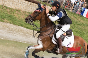 FEI European Championship Eventing - Saturday